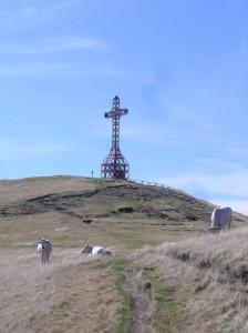 Vista panoramica della Croce