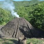 Ecomuseo del carbonaio a Cetica