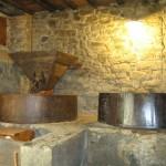 Mulino di Morino - interno