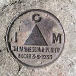 Croce del Pratomagno - Il Trigonometrico