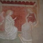 S. Pietro a Pezzano - affresco
