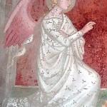 S. Pietro a Pezzano - particolare affresco