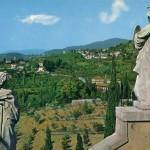 Vista panoramica dalle torri del Castello